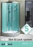 Aqualux Slot & Lock Brochure