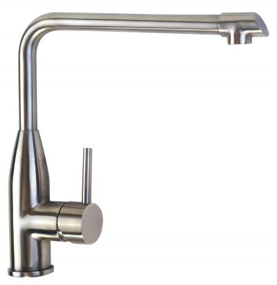 Mayfair KIT219 Luca Kitchen Mixer Tap Stainless Steel