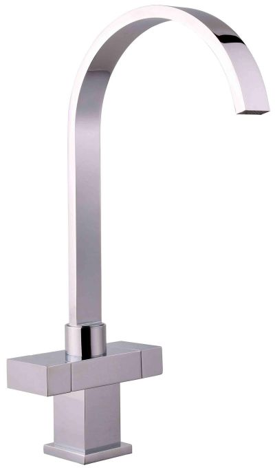 Mayfair KIT229 Kubo Kitchen Mixer Tap Chrome Finish