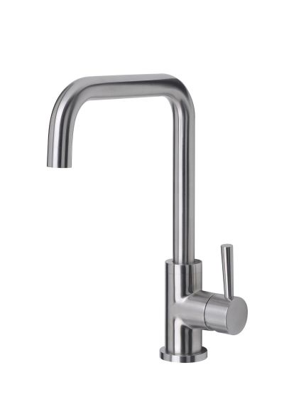 Mayfair KIT177 Melo Glo LED Kitchen Mixer Tap Stainless Steel