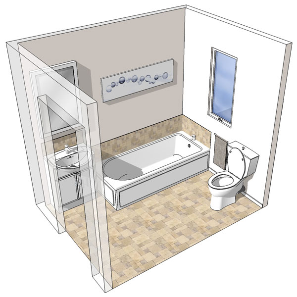 Bathroom Ideas For Small Bathrooms And Renovations