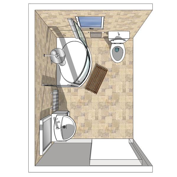 Shower Cubicles Plan: Testing