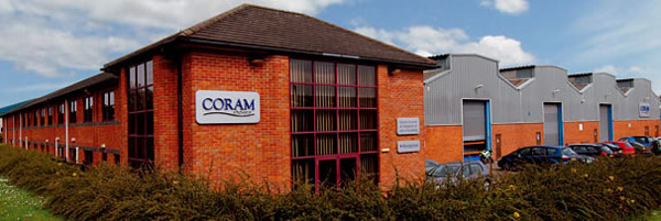 Coram Showers Limited, based in Bridgenorth Shropshire. Manufacturers and suppliers of British made Shower Enclosures.