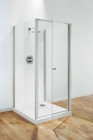 Non Corner Shower Enclosures