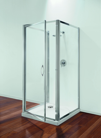 Non Corner Shower Enclosure