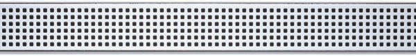 Quadrato Grating for Wet Room Shower Channel