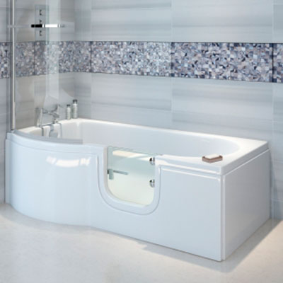 ... Reducing The Difficulty Of Getting In And Out The Bath For Disabled And  Elderly Persons And Thereby Making The Bathing Experience Much More  Manageable.