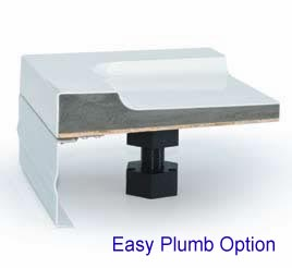 Resinlite Easy Plumb tray by MX