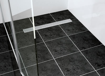 Superbe Wet Room Floor