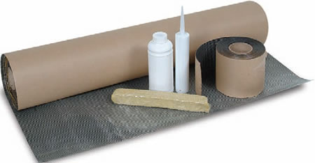 Wet Room RIW Tilesafe Membrane and installation kit.