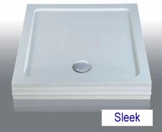 ResinLite 45 Shower Tray by Mx