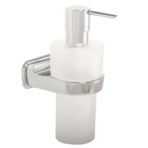 Kami Liquid Soap Dispenser with Glass Bottle