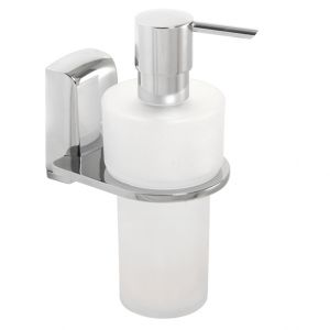 Bati Liquid Soap Dispenser with Glass Bottle