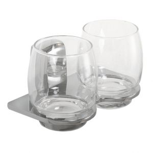 Bati Twin Tumblers and Holder