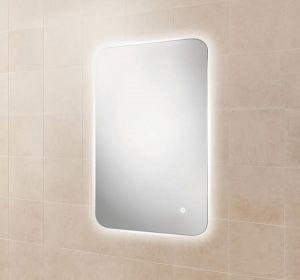 HiB Ambience 50 LED Ambient Steam-Free Bathroom Mirror ...