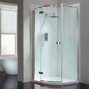 April Prestige2 900mm Single Door Quadrant Left Hand