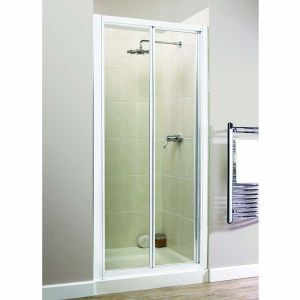 Aqualux Aquarius Xtra Bi-fold Shower Door 900mm