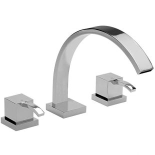 Arke 3 Hole Bath Filler