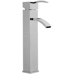 Arke Extended Monobloc Basin Mixer (Without Pop-up Waste)