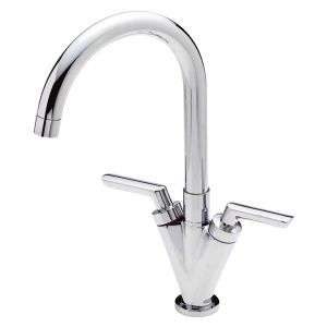 Contract Lever Monobloc Kitchen Tap Mixer