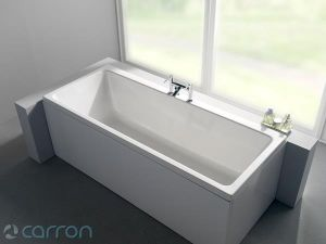 Carron Quantum Duo Bath 1700mm x 700mm