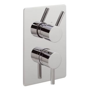 Ergo Lever Concealed Thermostatic Shower Valve