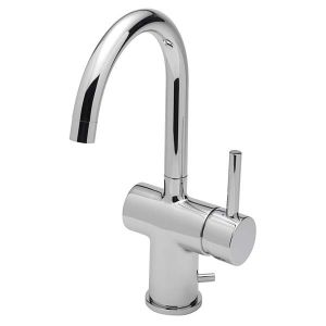 Ergo Side Lever Monobloc Basin Mixer (with pop-up waste)