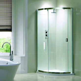 Aquadart Elation Single Door Quadrant 1200mm x 900mm