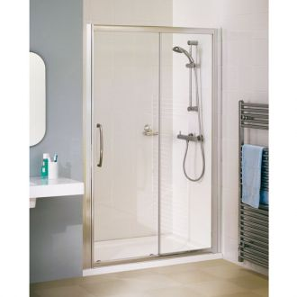 1500mm Lakes Semi Frameless Slider Door