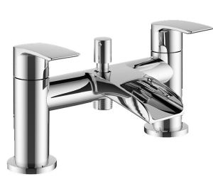 Mayfair Glide Chrome Waterfall Bath Shower Mixer GLD007