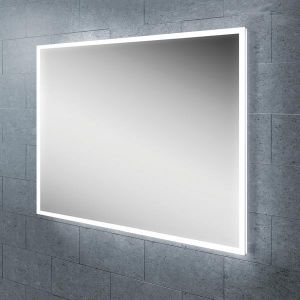 HiB Globe 60 Ambient LED Steam-Free Bathroom Mirror