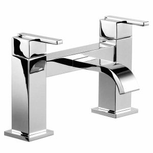 Bath Mixer Tap - Ice Fall Lever Head