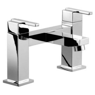 Bath Mixer Tap - Ice Quad