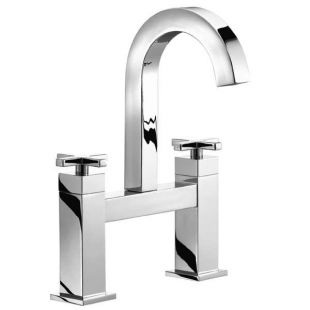 Ice Quad X Bath Filler High Spout