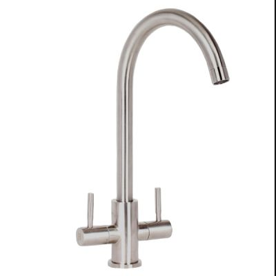 Mayfair Tempo Stainless Steel Kitchen Mixer Tap KIT274