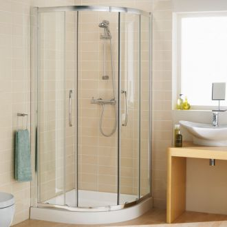 Lakes Quad 1000mm Shower Enclosure