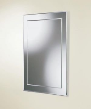 HiB Lucy Non-illuminated Bathroom Mirror