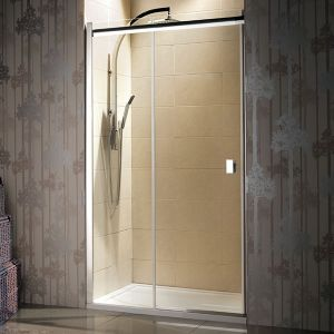 Manhattan 8 - 1400mm Sliding Shower Door