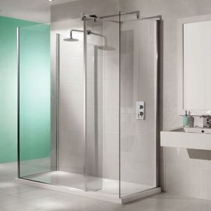 Manhattan 8 - 1700 x 800 Walk-In Shower Enclosure