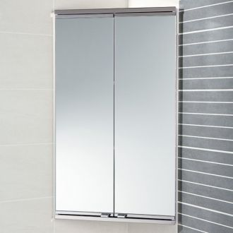 stainless steel corner bathroom cabinet saeta corner cabinet bathroom mirrored cabinets 26619