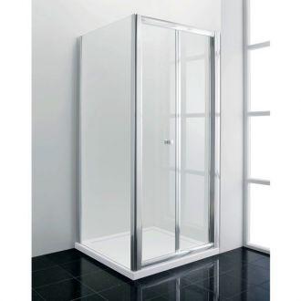 Manhattan New Era Bifold Door 760mm New Era Ne76nfdc From Mbd Bathrooms