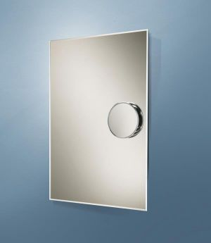 HiB Optical Non-illuminated Bathroom Mirror