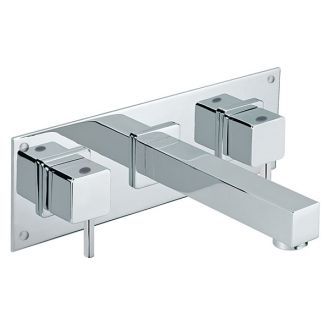 "Pablo 1/2"" Wall Mounted Concealed Basin Mixer"