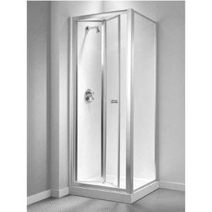 760mm Ellbee Concept Bifold Shower Door Ellbee Concept Shower Enclosures Ellbf760s From Mbd Bathrooms