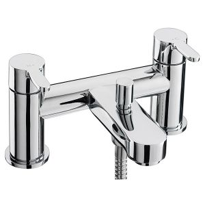 Plaza Bath Shower Mixer (with No 1 kit)