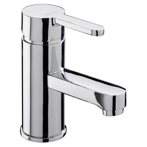 Plaza Monobloc Basin Mixer (with pop-up waste)