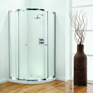 900mm Coram Optima Shower Quadrant Enclosure