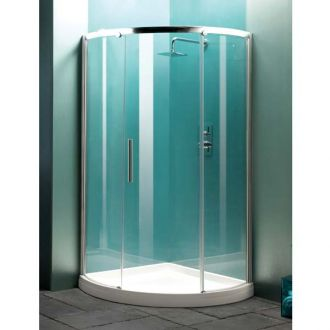 Manhattan Shower Enclosure 915 x 915mm Quadrant Plus