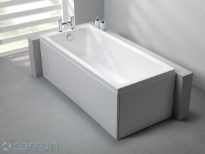 Carron Quantum Mini Bath 1600mm x 800mm