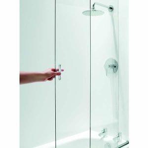 coram shower screen frameless sliding bath screen coram